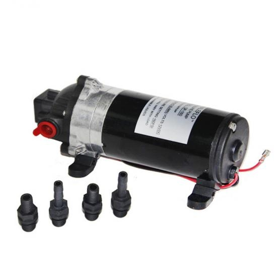 12V high pressure carpet washing pump