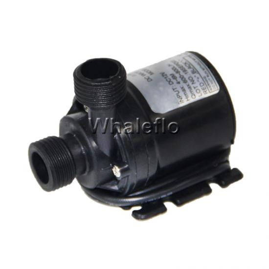 Whaleflo mini circulation water pump