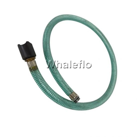 Whaleflo diesel custion hose